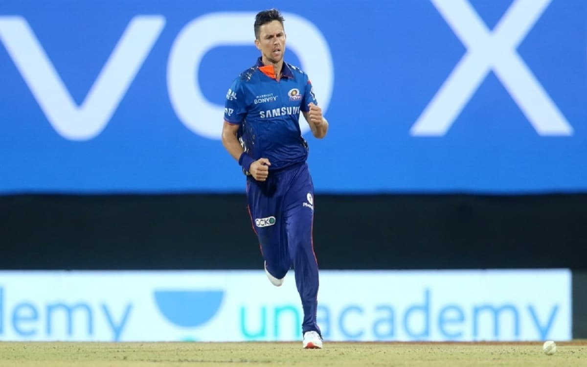Cricket Image for No Travel Exhaustion, Feel Fortunate To Play IPL: MI's Trent Boult