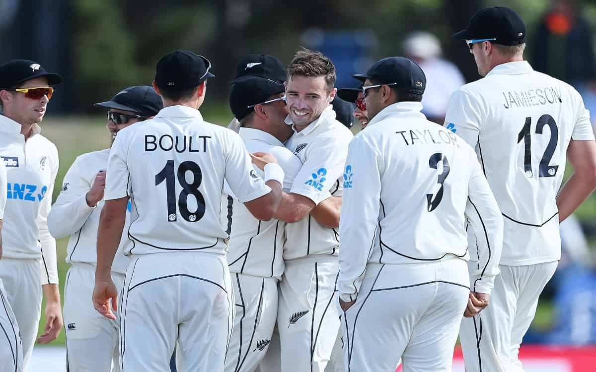 Cricket Image for New Zealand Team Announced For Test Series Against England