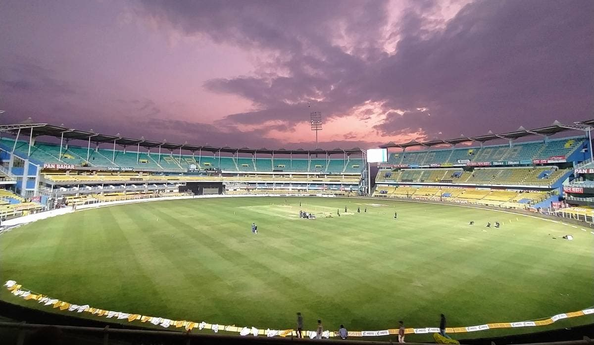 Cricket Image for Pandemic Casts Dark Shadows As India Prepares For IPL 2021