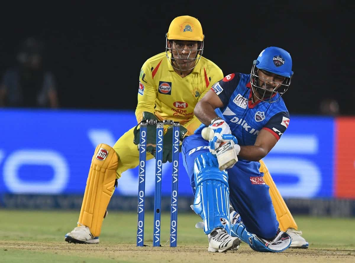 Cricket Image for IPL 2021: Pant Ready To Use Learnings From MS Dhoni Against CSK In First Game