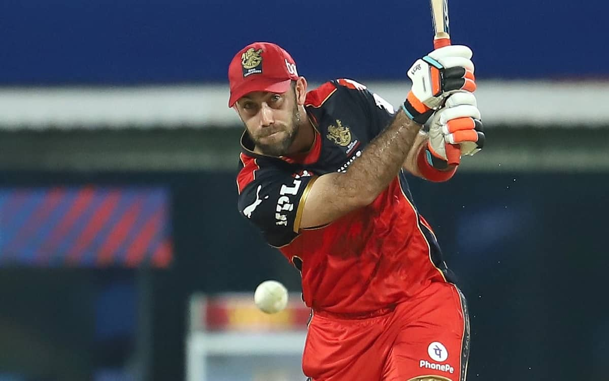 Glenn Maxwell surprised Kevin Pietersen with his game in IPL 2021