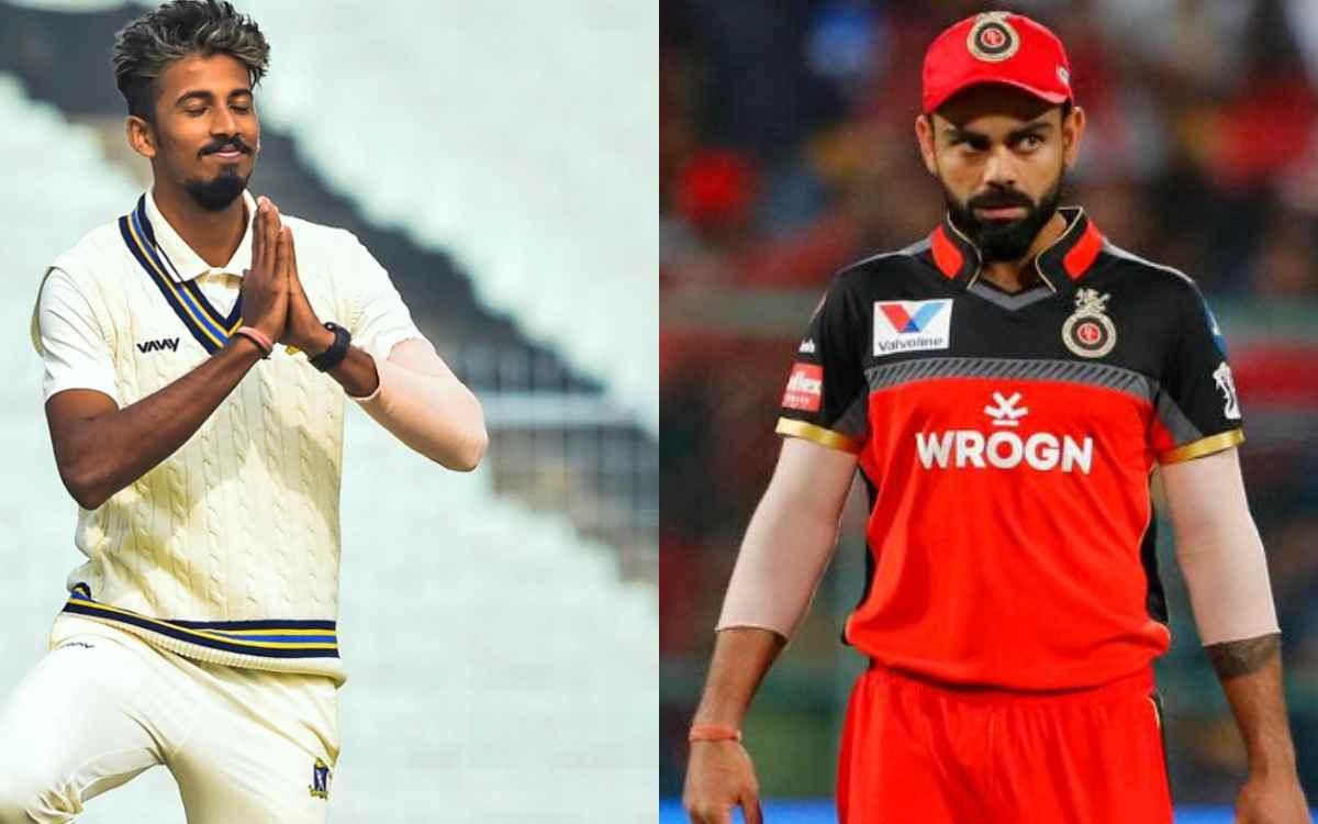 Cricket Image for आईपीएल 2020 में बेंच गर्म करने के बाद, अब 2021 सीज़न में विराट कोहली का विकेट लेना