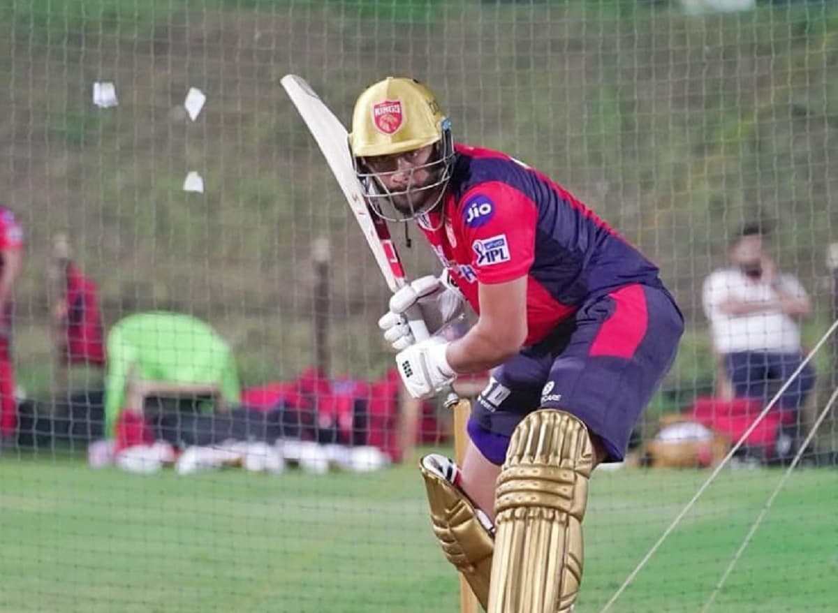 Cricket Image for Punjab Kings' Shahrukh Khan Smashes Sixes In Practice Session, Watch Video
