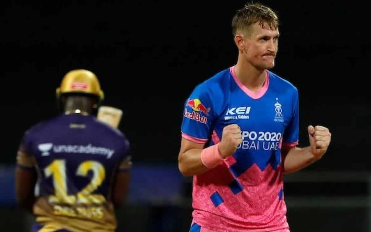 Cricket Image for 'वसूल हुए राजस्थान के 16.25 करोड़', KKR के खिलाफ मॉरिस ने चार विकेट लेकर पलटा मैच