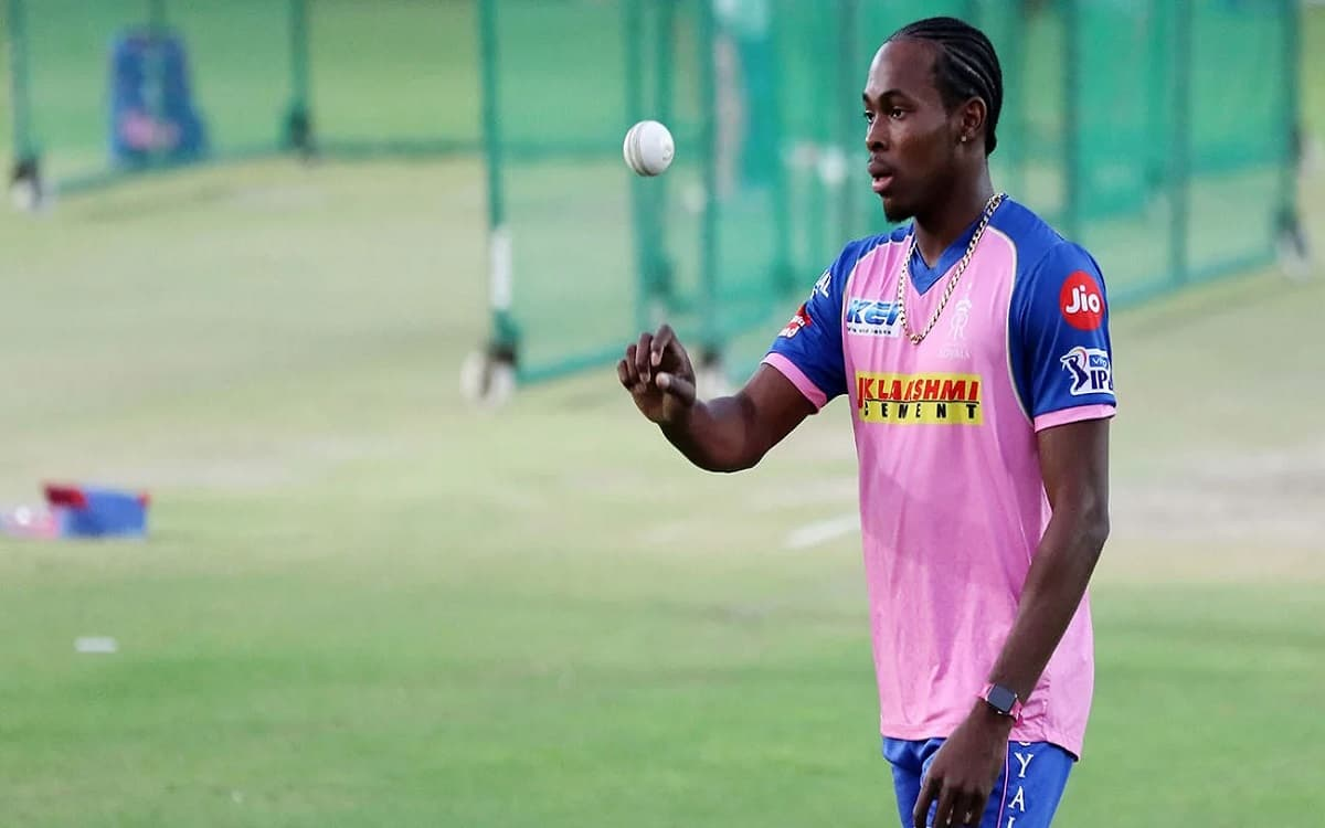 Doctor gives green signal to light training of Jofra Archer, suspense on player's play at present