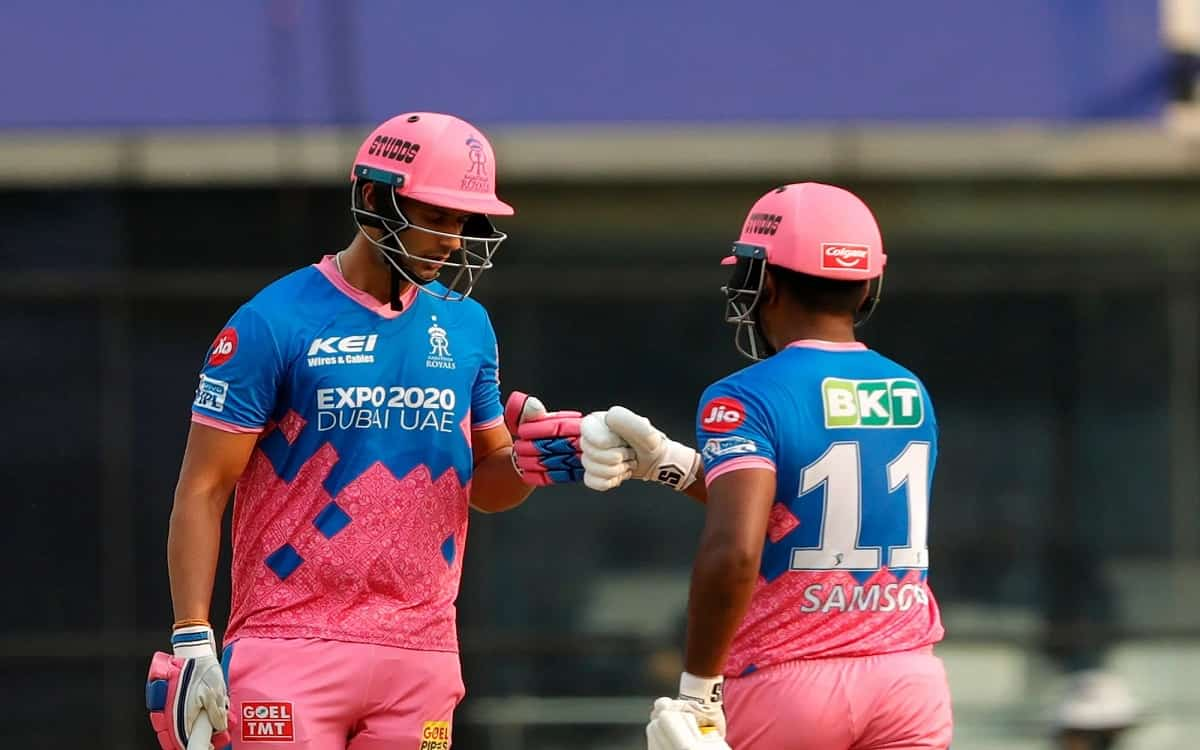 Cricket Image for Rajasthan Royals Gave Mumbai Indians A Target Of 172 Runs On The Basis Of Excellen