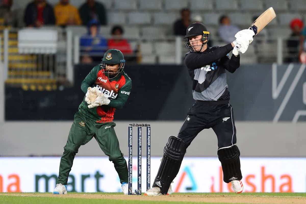 Cricket Image for RCB Recruit Warms Up Ahead Of IPL 2021 As He Smashes 71 Against Bangladesh In 3rd