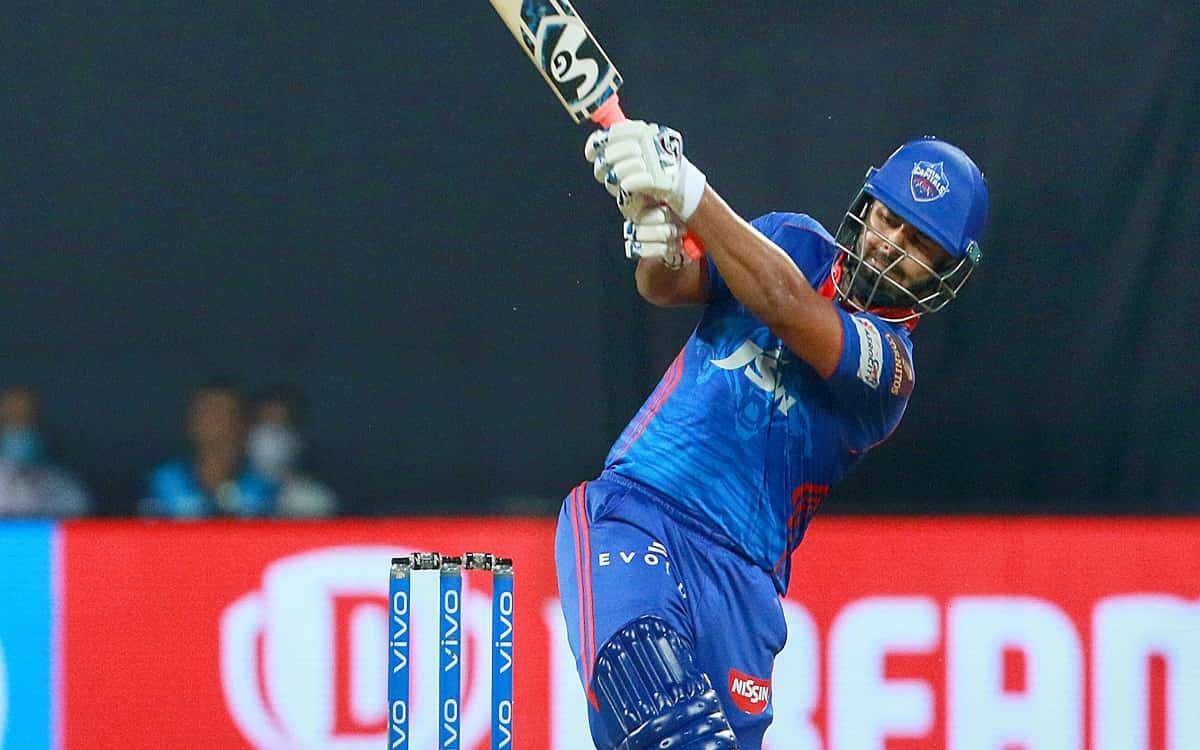 Cricket Image for Rishabh Pants Captaincy Innings Took Over Delhi Rajasthan Royals Needed 148 Runs T