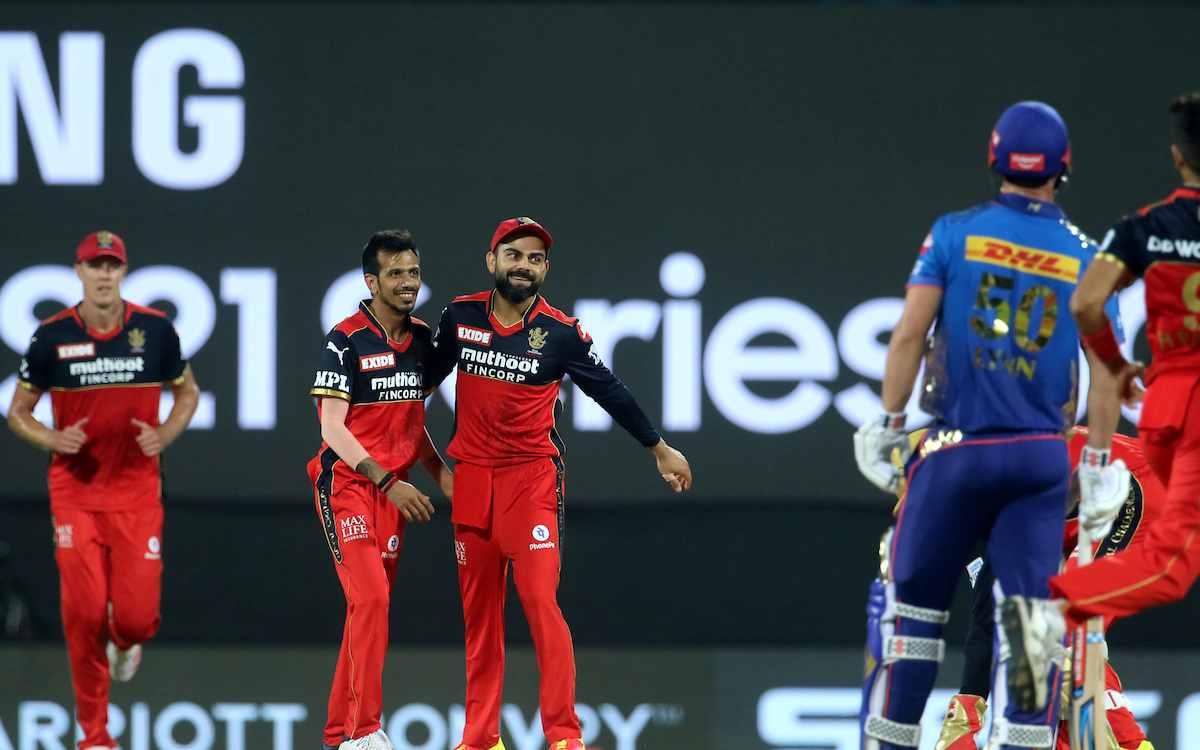 Cricket Image for VIDEO: विराट और चहल ने दिखाई चीते जैसी फुर्ती, लिन ने 6 मीटर आगे बुलाकर कराया रोहि