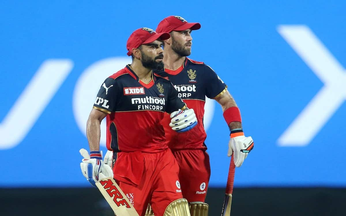Cricket Image for Glenn Maxwell Entered Rcb With The Help Of Virat Kohli Big Show Opened Its Own Sec