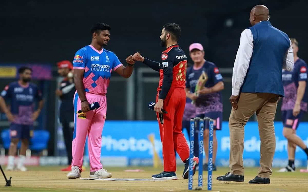 Cricket Image for IPL 2021: बैंRoyal Challengers Bangalore Decided To Bowl Against Rajasthan Royals