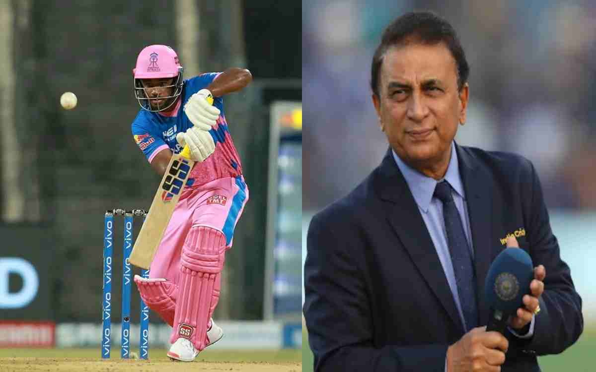 Cricket Image for 'That Is One Of The Reasons Why He Does Not Feature In Indian Team': Gavaskar Slam