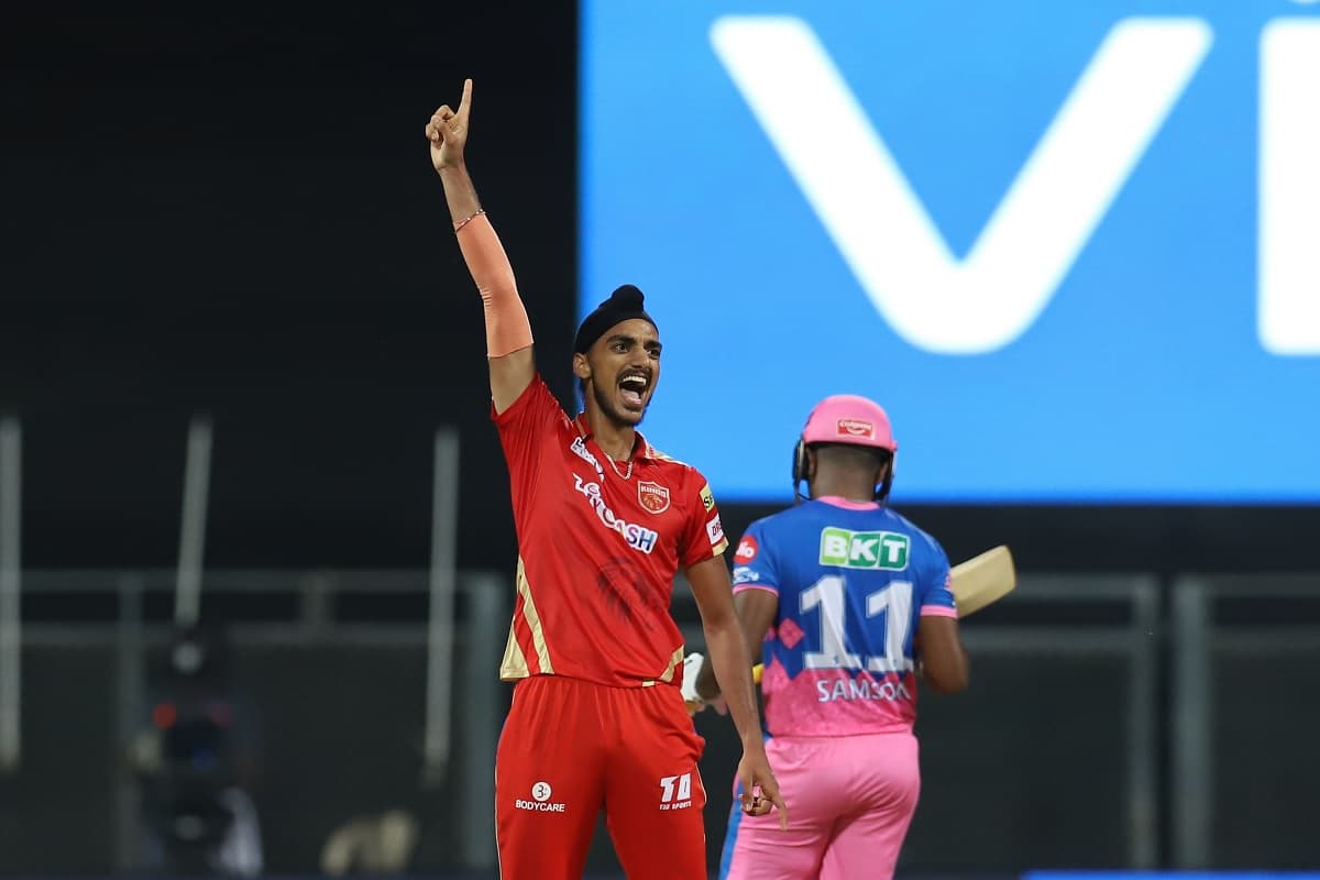Cricket Image for IPL 2021: Samson's Ton In Vain As Punjab Kings Seal A Thrilling Last Ball Victory