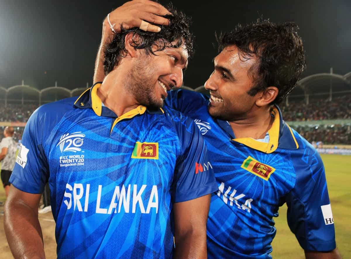Cricket Image for Sangakkara Recalls 'Special' 2014 T20 World Cup Glory