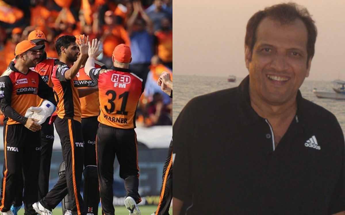 Cricket Image for SRH की हार से सानिया मिर्जा के पापा हुए नाराज़, कहा- 'टीम में लोकल प्लेयर्स क्यों