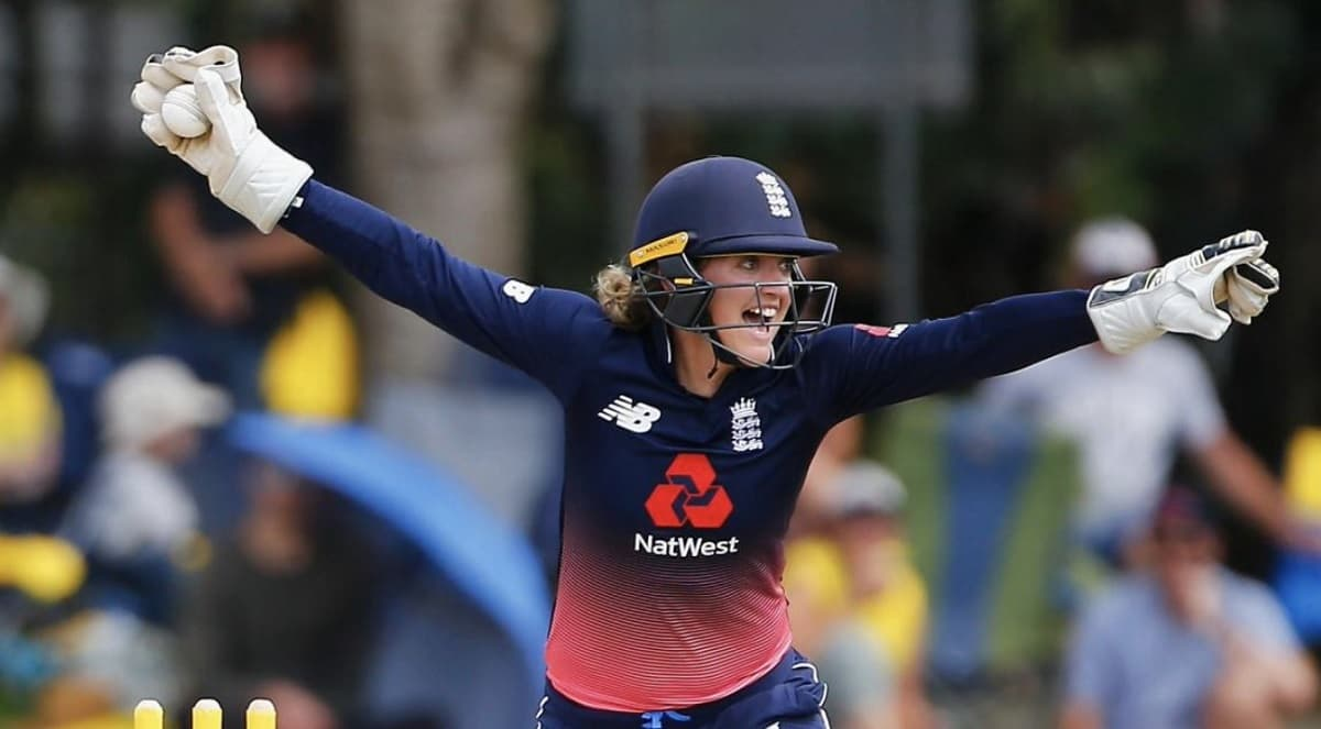 Cricket Image for Sarah Taylor Announces Return To Cricket, Joins Welsh Fire In The Hundred