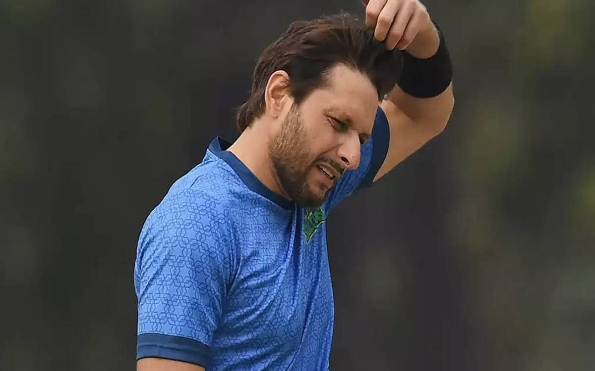 Shahid Afridi Said Surprising to send players to IPL during Pakistan and South Africa series
