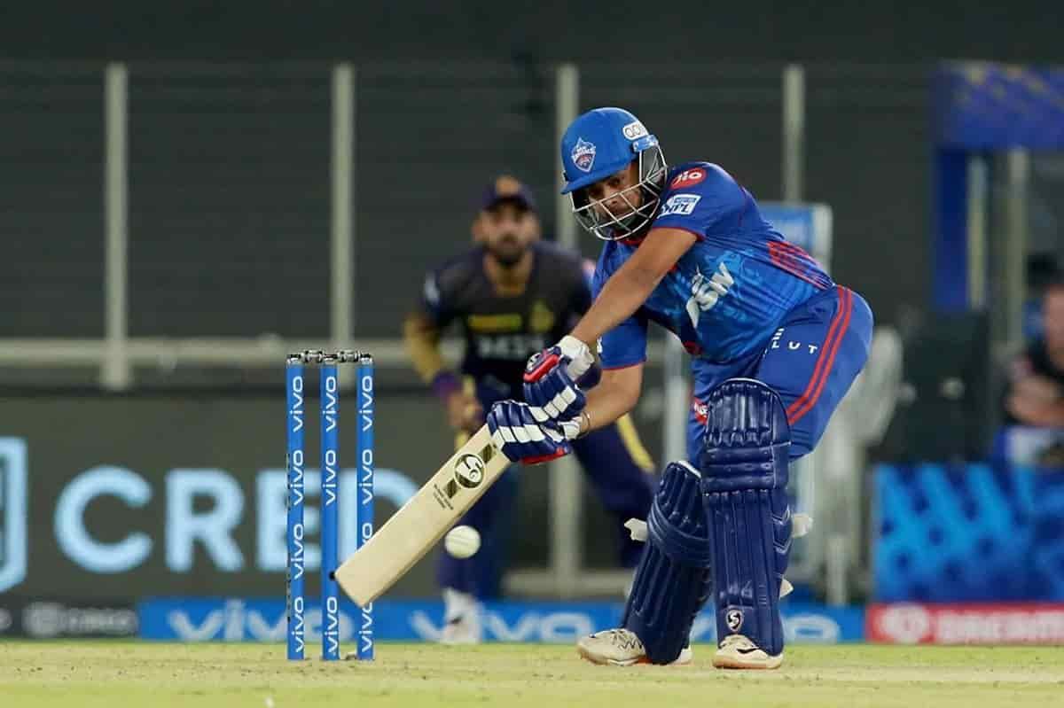 Cricket Image for IPL 2021: Shaw Powers Delhi To A 7 Wicket Win Over Kolkata