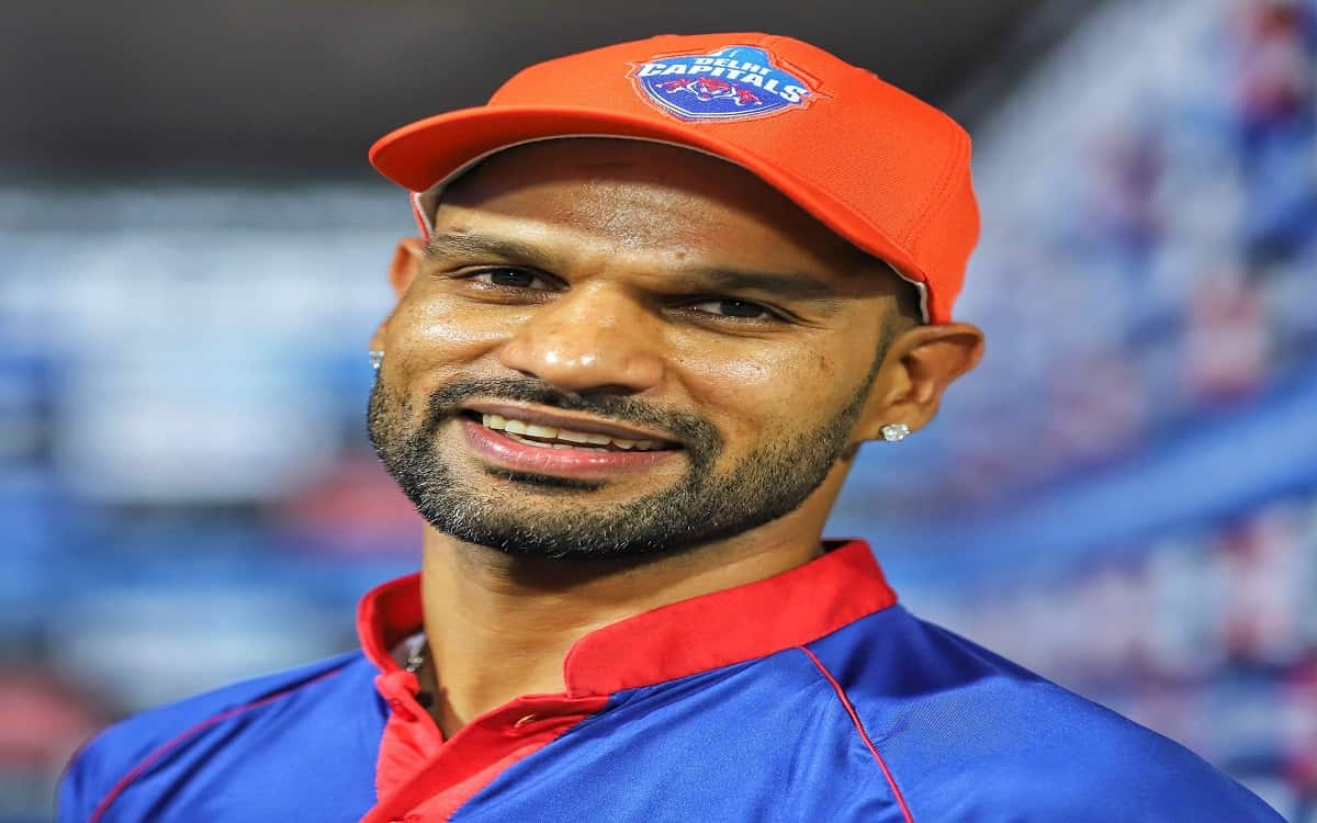 Shikhar Dhawan Captured Orange Cap By A Brilliant Innings Game Against Kolkata Knight Riders