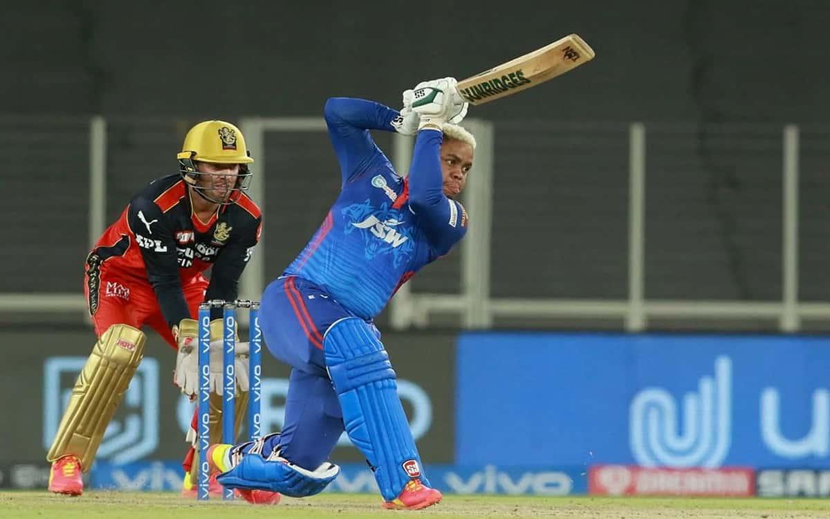 Cricket Image for IPL 2021: कप्तान पंत के साथ बेहतरीन साझेदारी कर गदगद हुए हेटमायर, भविष्य के लिए जत
