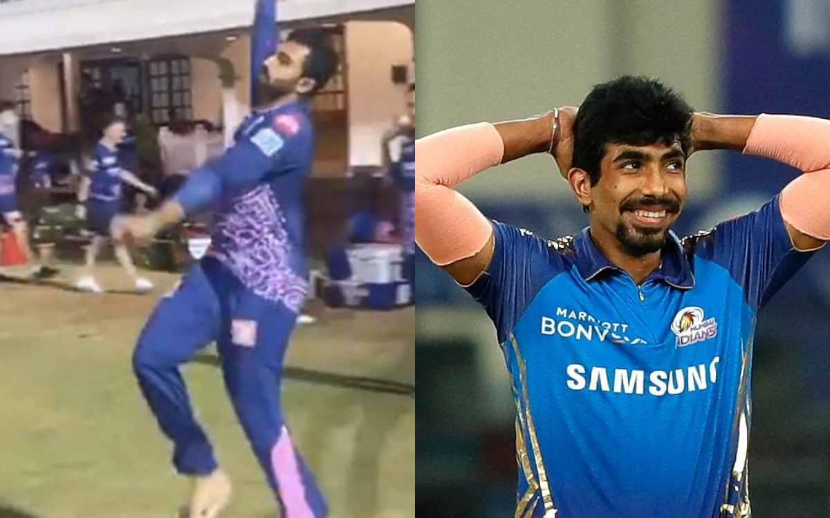 Cricket Image for VIDEO : श्रेयस गोपाल ने की बुमराह, अश्विन और भज्जी की कॉपी, सोशल मी़डिया पर वायरल