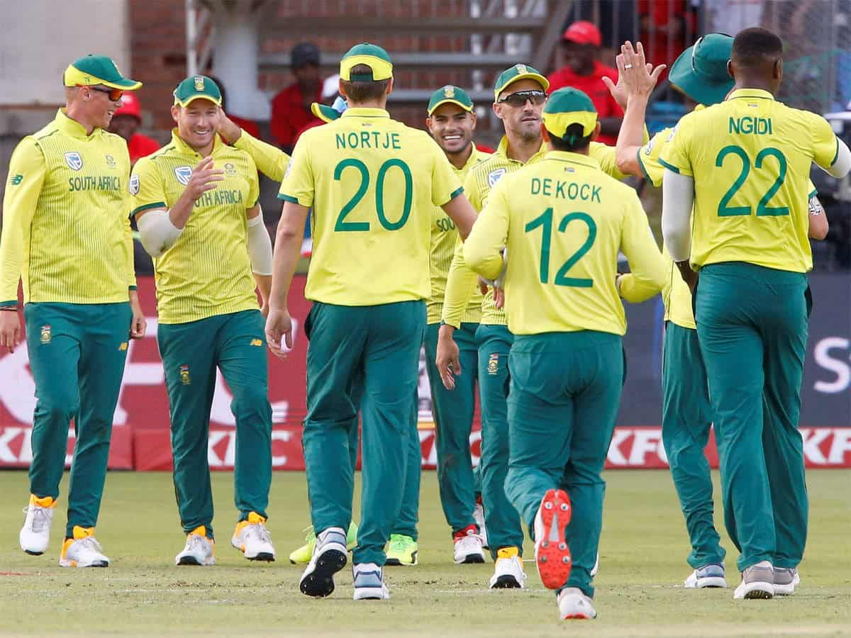 Cricket Image for 'No Option': South African Cricket Plunges Back Into Crisis