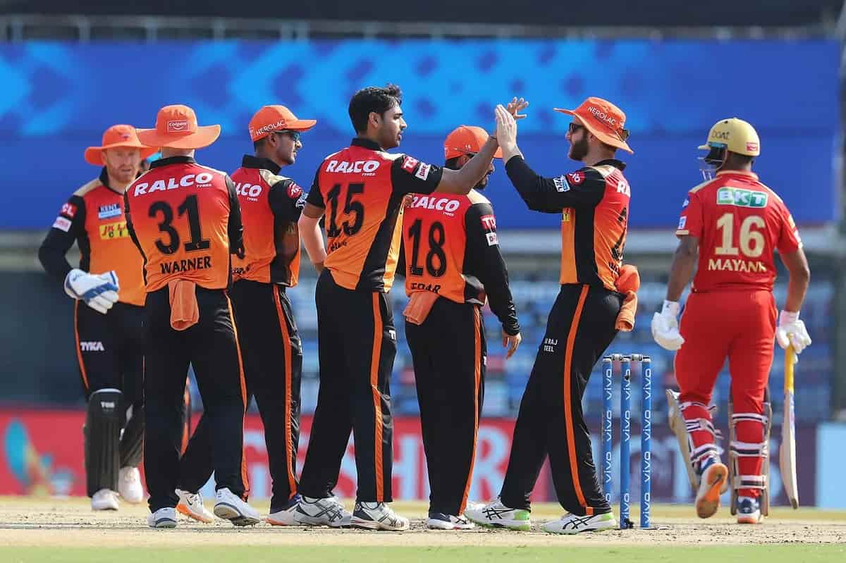 Cricket Image for Spring In SRH's Steps After First Win Of IPL 2021