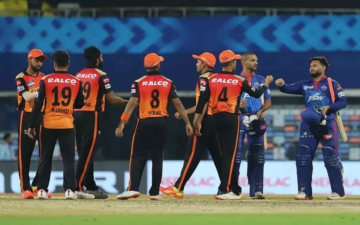 Cricket Image for Delhi Capitals Beat Sunrisers Hyderabad In A Thrilling Match Decided By The Supero
