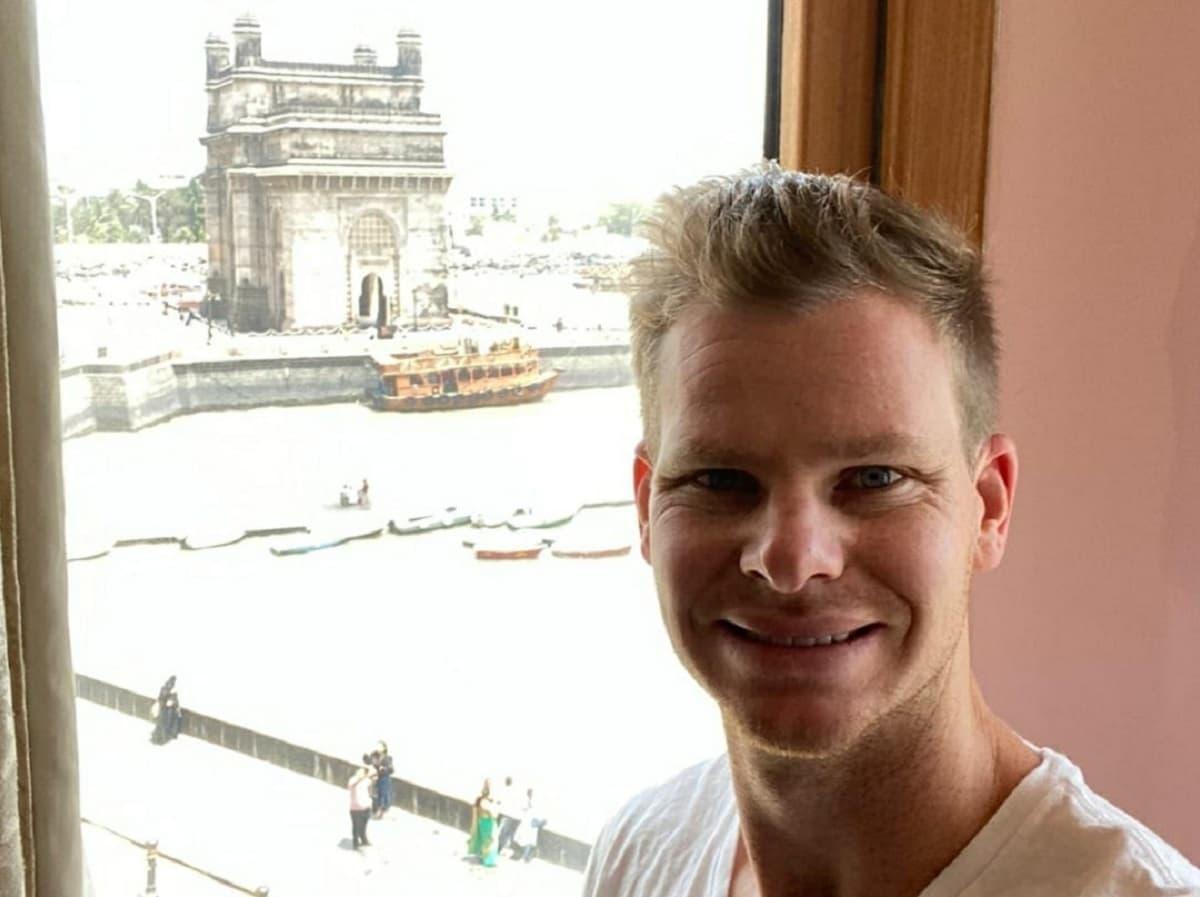 Cricket Image for Steve Smith Reaches Mumbai To Join Delhi Capitals Ahead Of IPL 2021