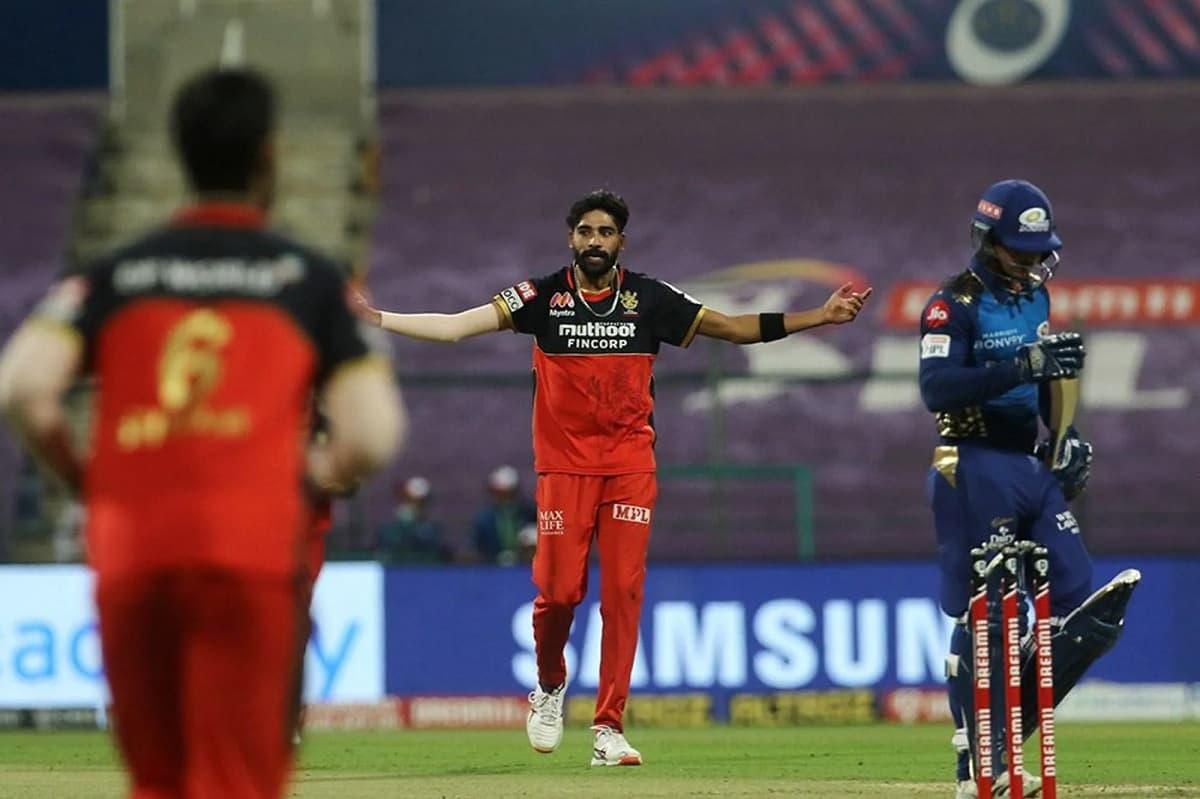Cricket Image for Sundar, Siraj Add To RCB's International Star Power