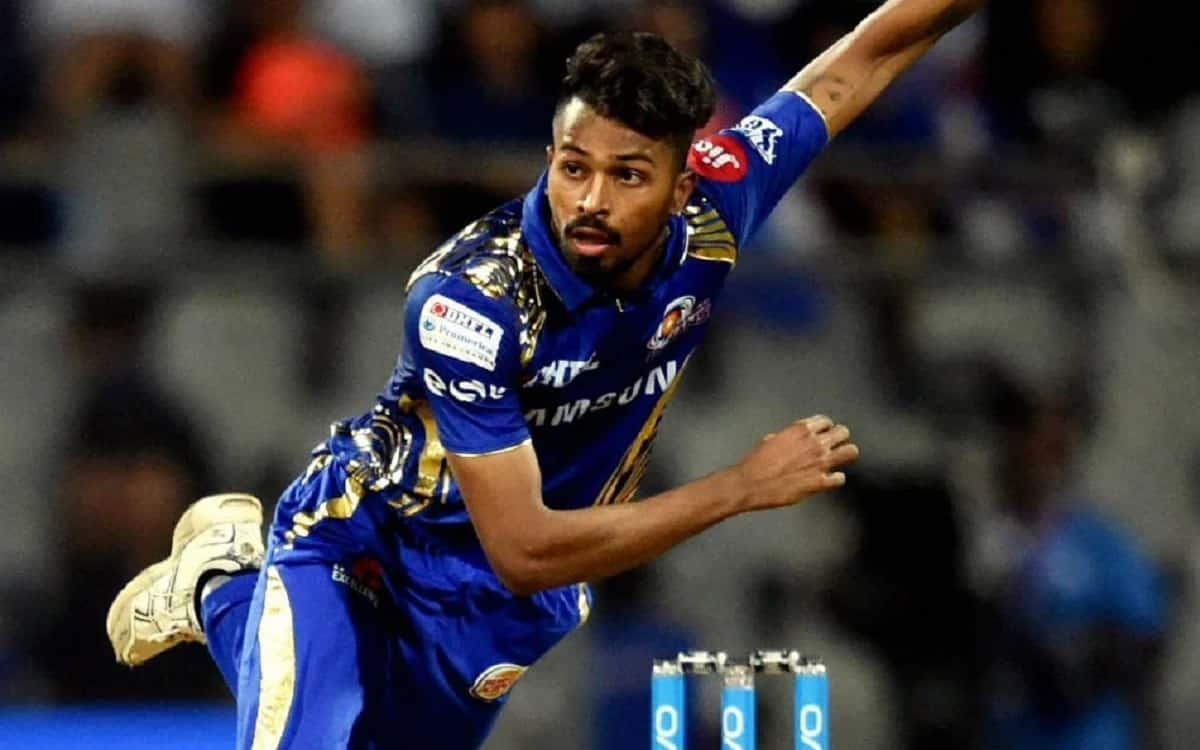 Cricket Image for Suspense Ends Over Hardik Pandyas Bowling Mumbai Indians Coach Mahila Jayawardene
