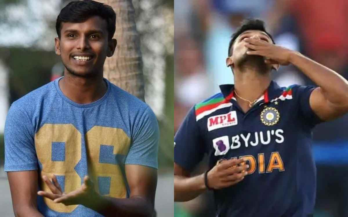 Cricket Image for 'ਜਦੋਂ ਵੀ ਮੈਂ ਆਪਣੇ ਪਿੰਡ ਜਾਂਦਾ ਹਾਂ, ਮੈਂ ਟੈਨਿਸ ਬਾਲ ਨਾਲ ਜ਼ਰੂਰ ਖੇਡਦਾ ਹਾਂ', IPL ਤੋੰ ਪਹਿਲ