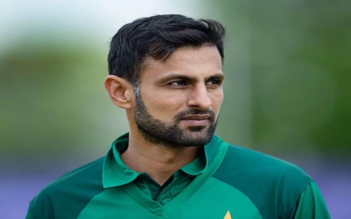 Cricket Image for Shoaib Maliks Blamed Pakistan Team Management For Defeat Against Zimbabwe