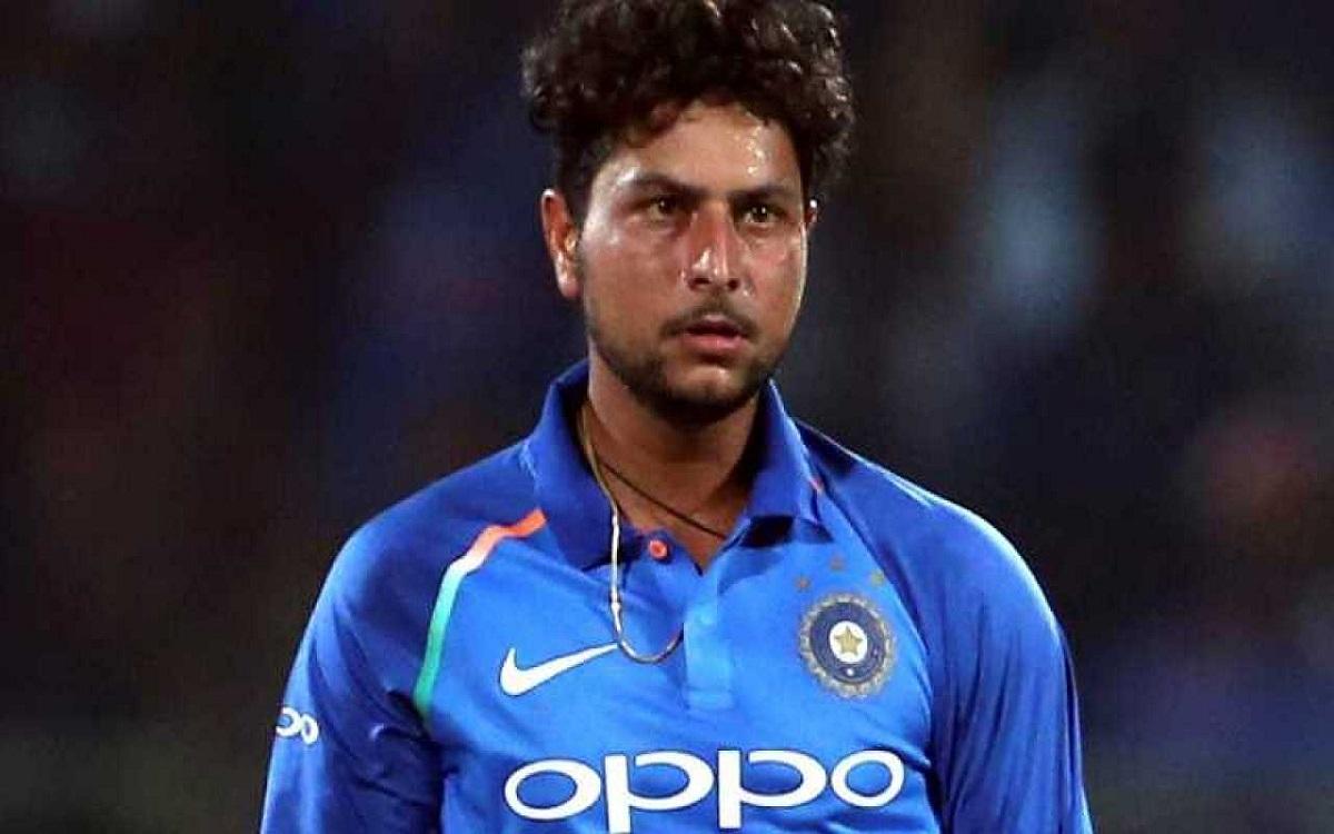 Cricket Image for Team India Spinner Kuldeep Yadav Demoted To C Grade