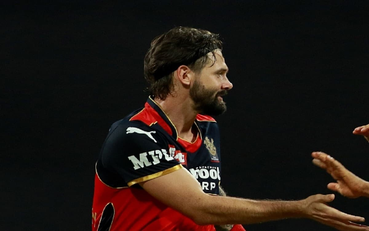 This player got chance in RCB in place of Richardson who has returned to Australia