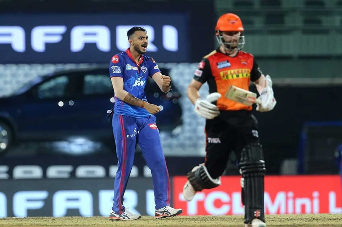 Cricket Image for IPL 2021: Told Rishabh Pant That I Will Bowl The Super Over: Axar Patel