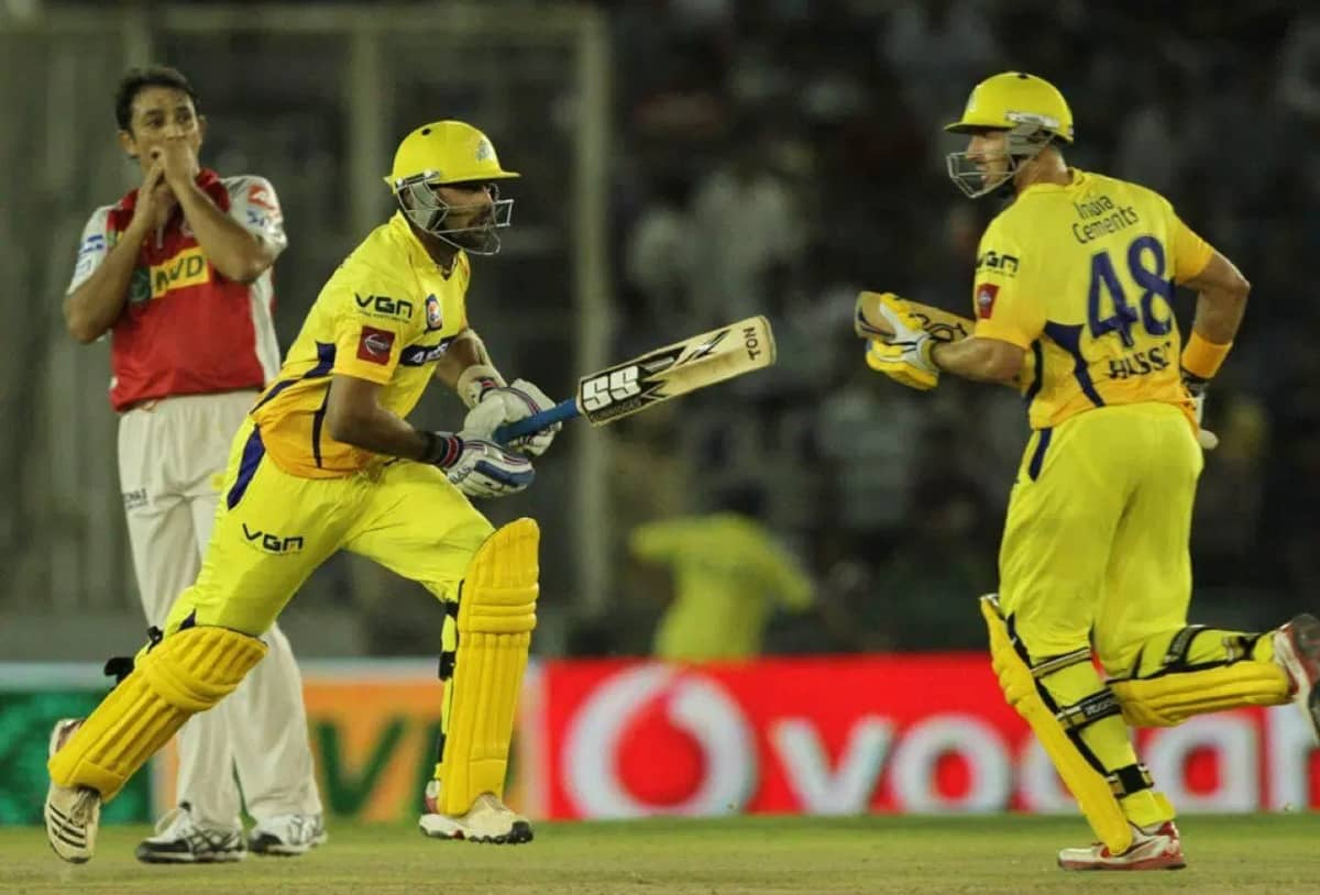 Cricket Image for Top Five Highest Scores Hit In The History Of IPL