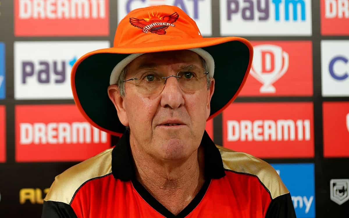 Hyderabad coach Trevor Bellis welcomed umpires' decision regarding Harshal Patel