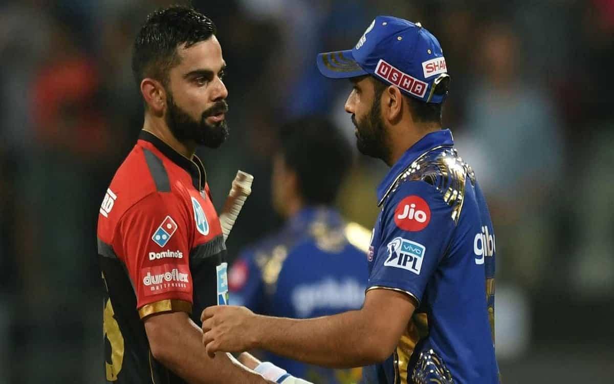 Cricket Image for MI vs RCB, Match Preview: Virat Kohli, Rohit Sharma In IPL's Opening Duel