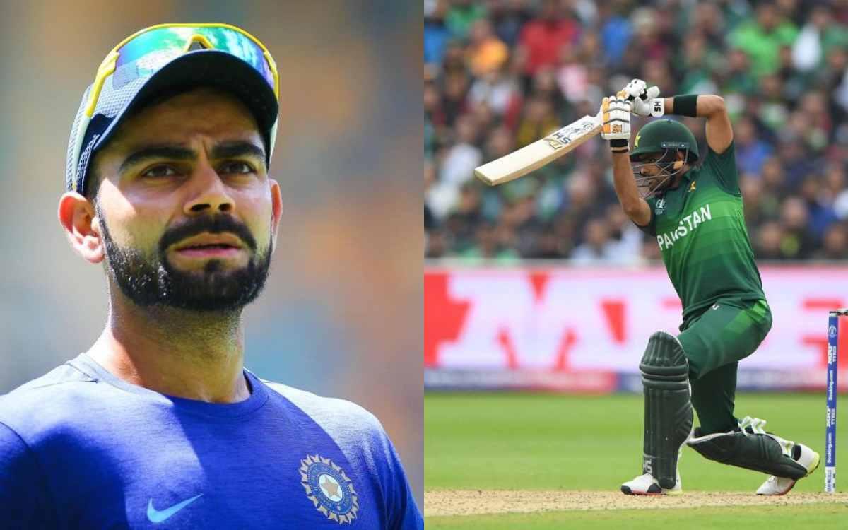 Cricket Image for 1258 दिन बाद हुई विराट कोहली की बादशाहत खत्म, पाकिस्तान के इस बल्लेबाज़ ने छीना नं