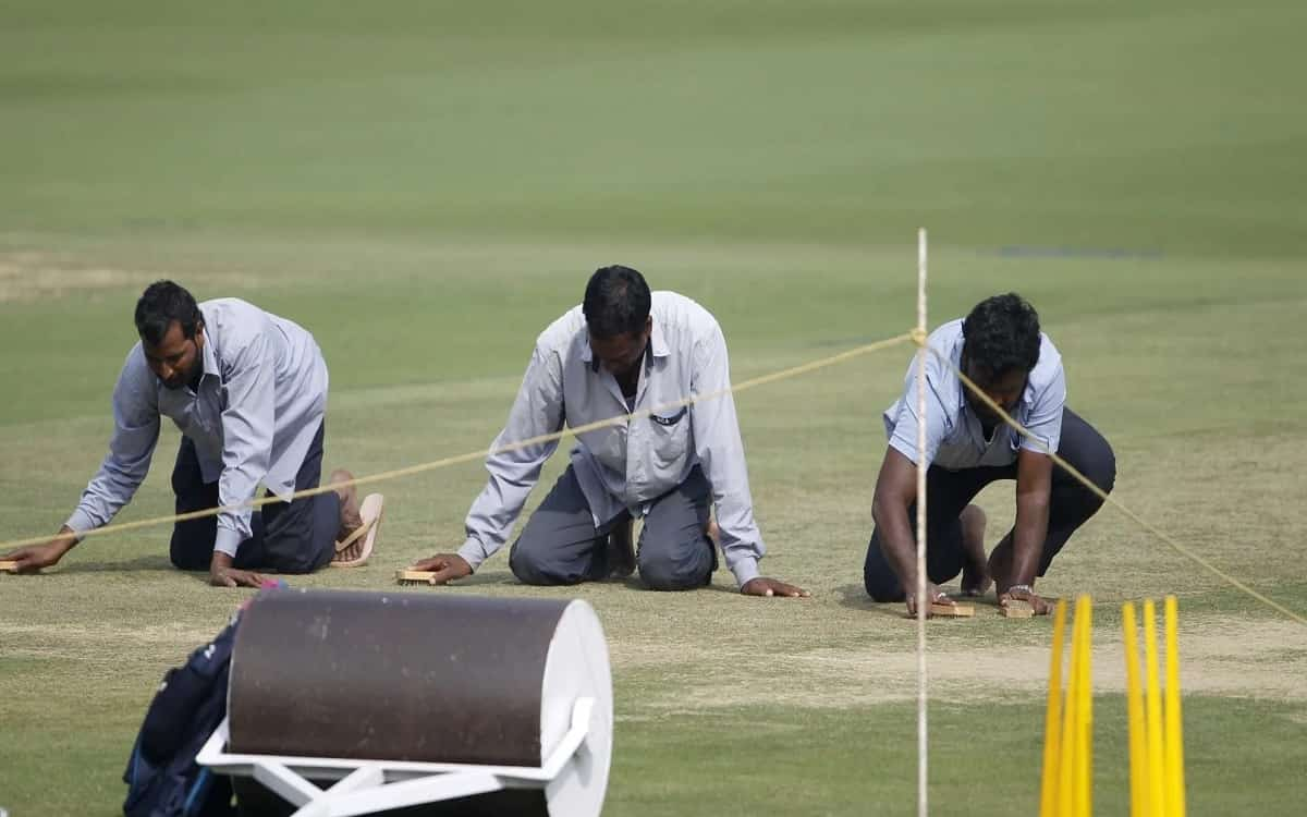 Cricket Image for IPL 2021: Wankhede Stadium Groundstaff Test Negative For Covid-19