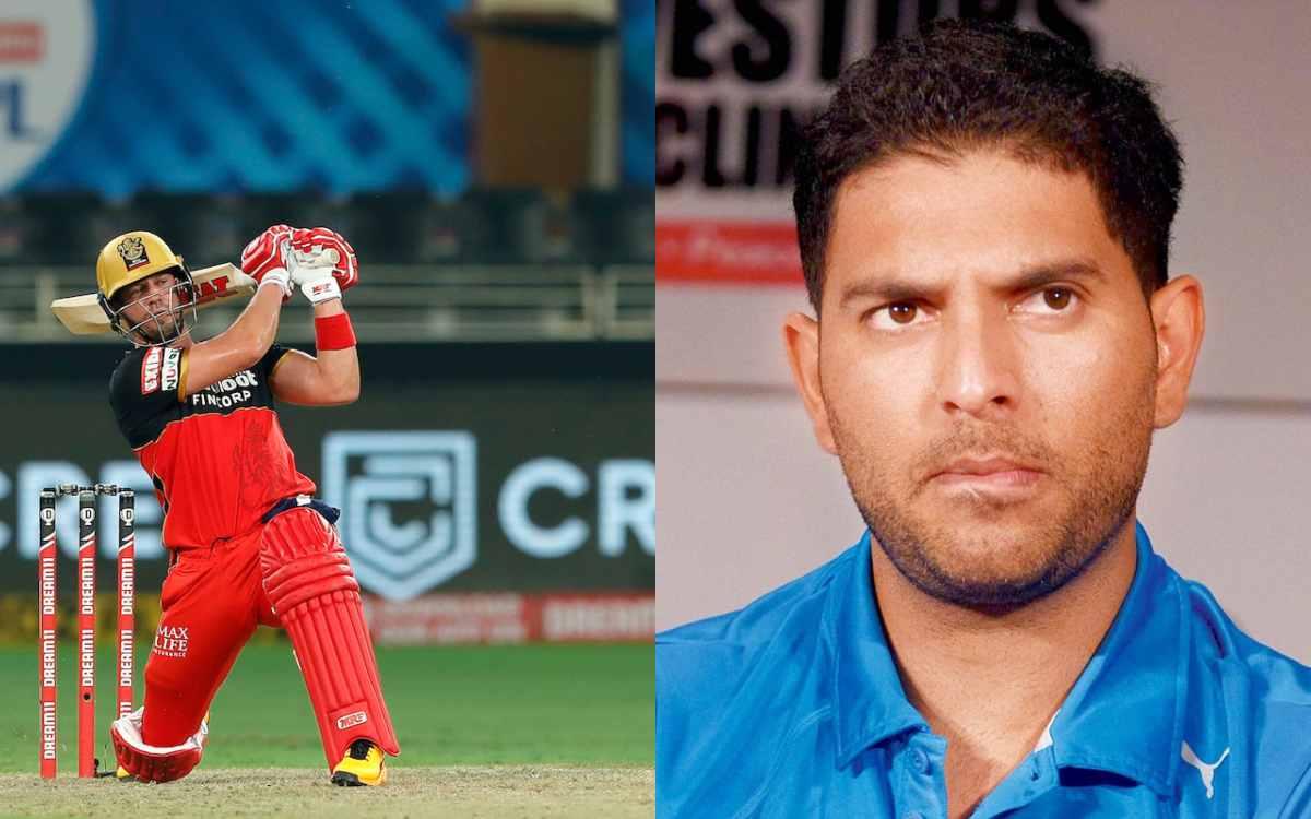 Cricket Image for विराट कोहली पर भड़के युवराज सिंह, कहा- 'एबी डी विलियर्स को नंबर पांच पर भेजने का क