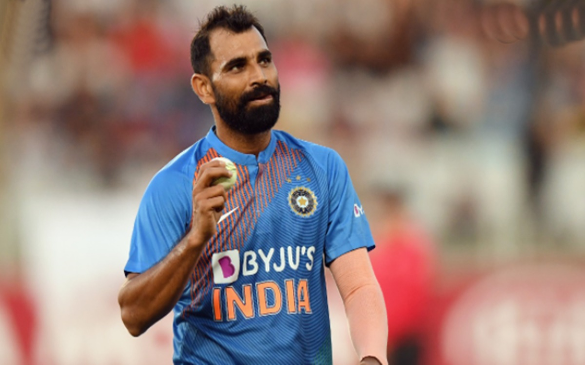 Cricket Image for 3 Players Who Can Be Backup In T20 World Cup Mohammed Shami 2021