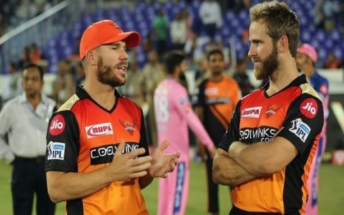 Cricket Image for Ipl 2021 Kane Williamson Will Be Taking Over Srh Captaincy