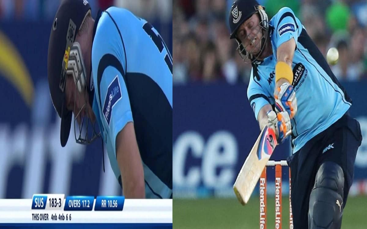 Costly over in history of Cricket