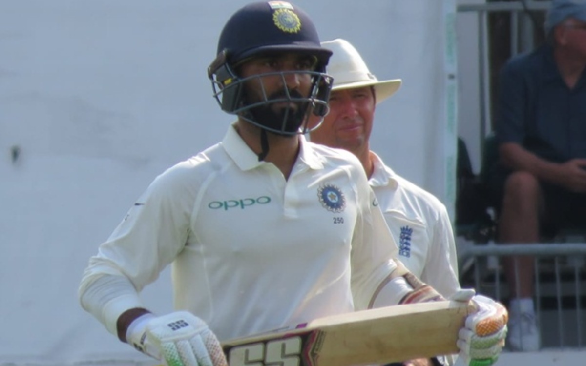 Cricket Image for 5 Indian Players Whose Test Career Ended After Poor Performance In England