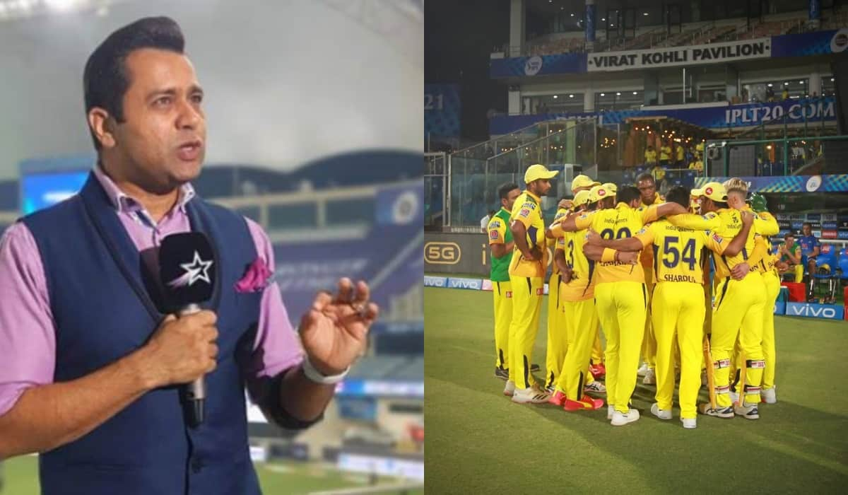 Aakash Chopra talks about the area of weakness for CSK in the tournament