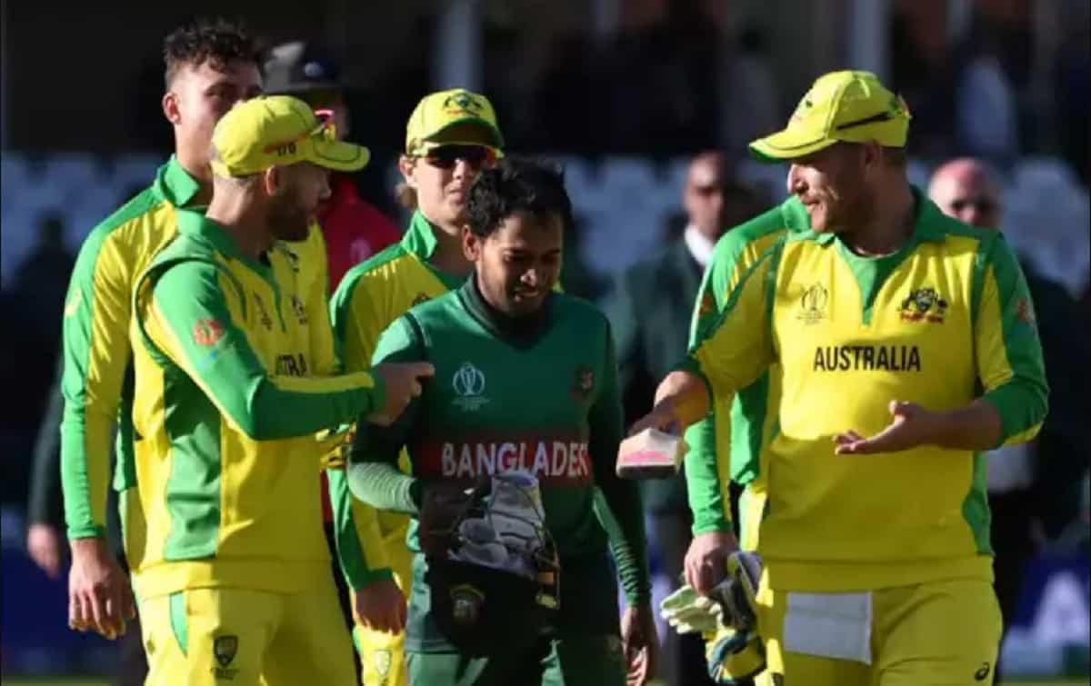 Australia to play 5 T20Is on their tour of Bangladesh