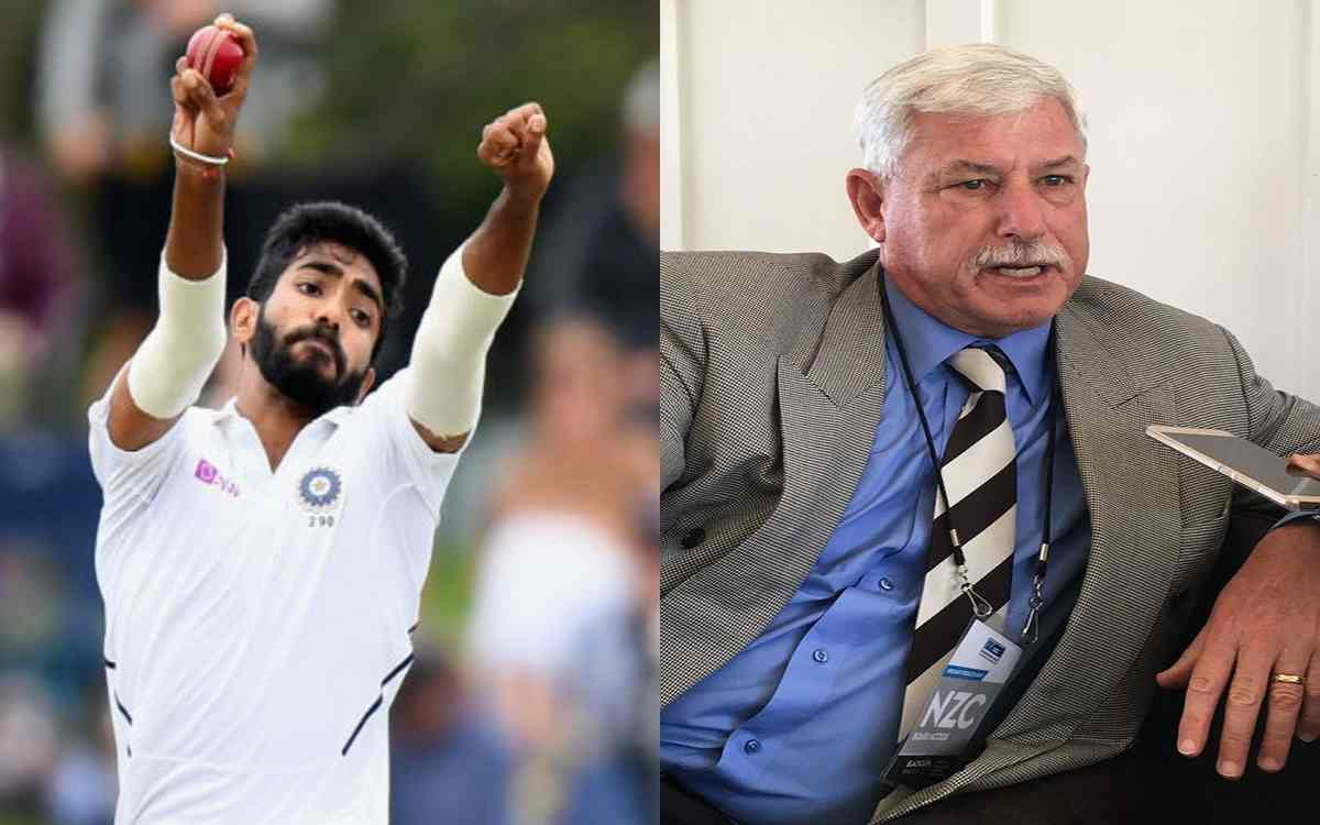 Cricket Image for Richard Hadlee Explains That Jasprit Bumrahs Unorthodox Action Is The Reason Of Re