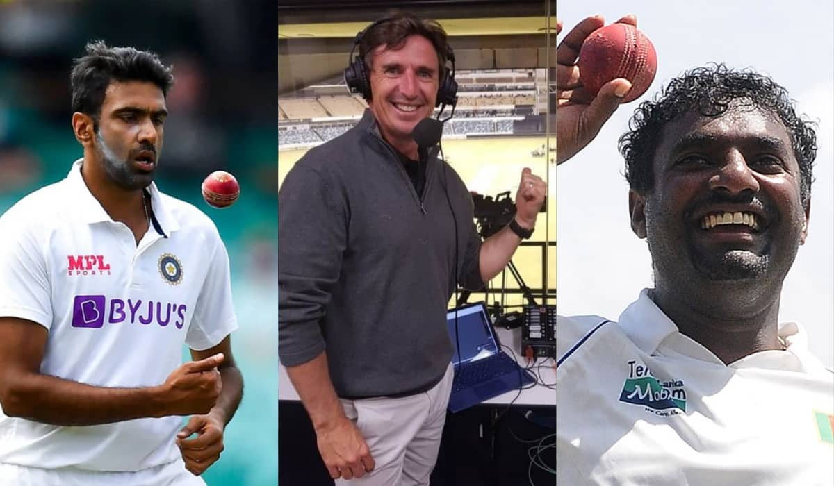 Brad Hogg backs R Ashwin for surpassing Murlidharan's World Record of 800 test wickets